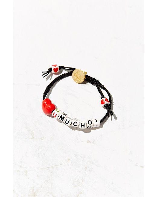 Venessa Arizaga | Multicolor Love You Mucho Bracelet | Lyst