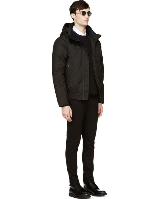 Canada Goose toronto sale cheap - Canada goose Black Down Selkirk Parka in Black for Men   Lyst