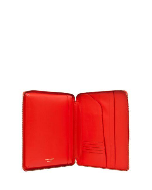 Comme des Garçons | Red Luxury Ipad Case in Orange | Lyst