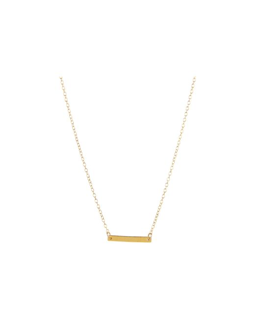 Gorjana | Metallic Knox Necklace | Lyst