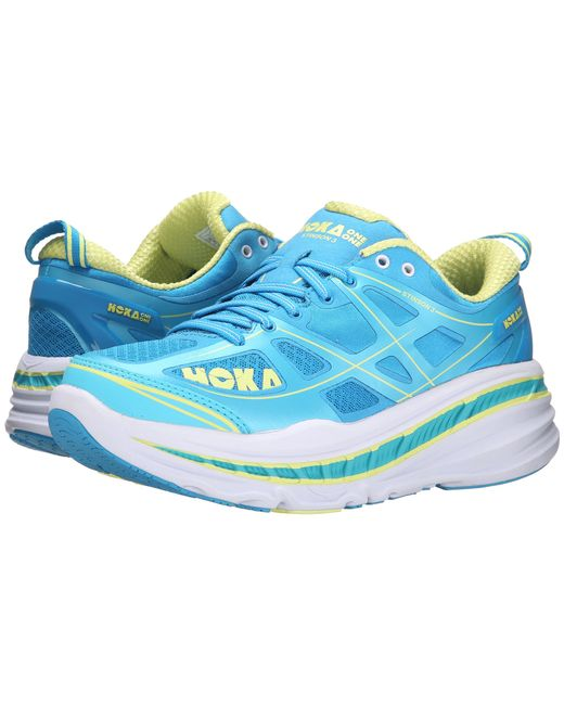 Hoka One One | Blue Stinson 3 | Lyst