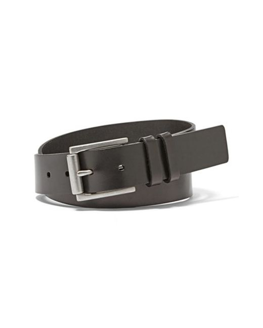 Fossil | Black 'venice' Leather Belt for Men | Lyst