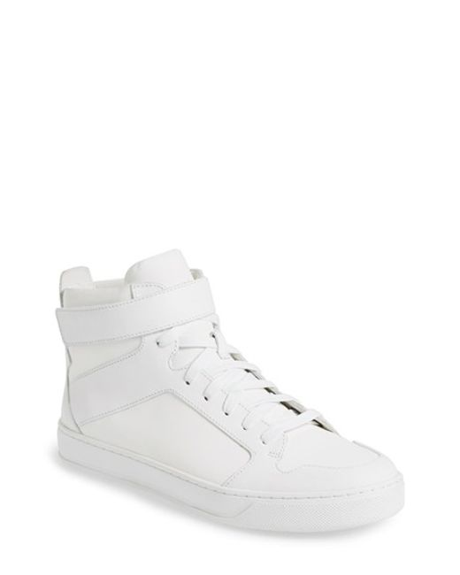 VINCE | White 'athens' Sneaker for Men | Lyst