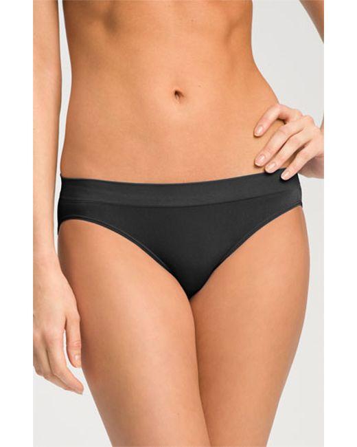 Wacoal   Black 'b Smooth' Bikini   Lyst