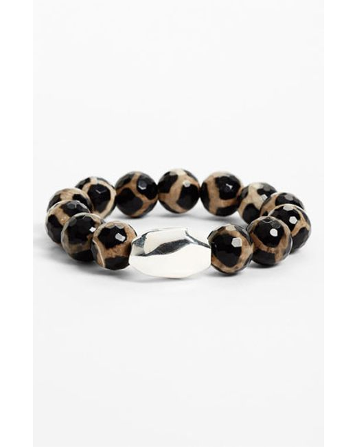 Simon Sebbag | Metallic Stretch Bracelet (nordstrom Exclusive) | Lyst