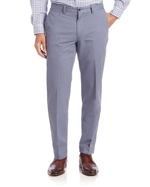 Polo Ralph Lauren   Blue Suffield Stretch Cotton Pants for Men   Lyst