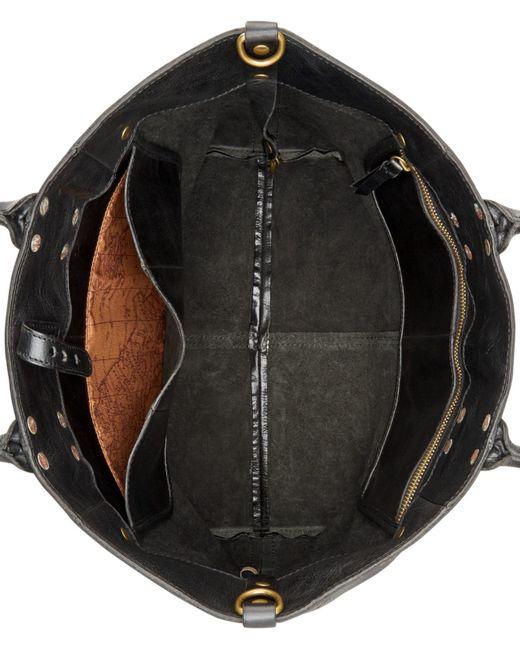Patricia Nash | Black Nash By Men's Milano Leather Tote | Lyst