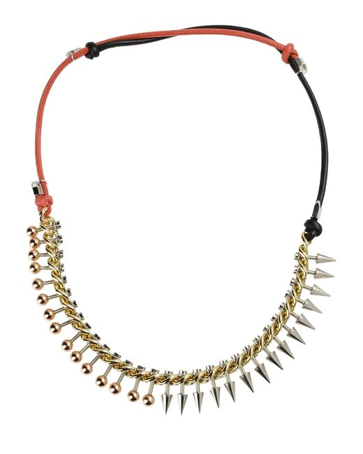 Ligia Dias | Red Necklace | Lyst