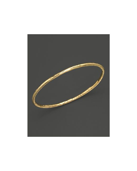 Ippolita | Metallic 18k Gold #1 Glamazon Bangle | Lyst