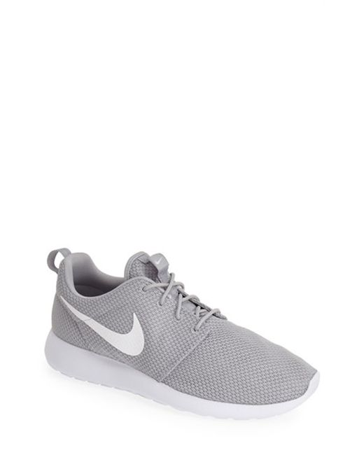 Nike | Gray Roshe Run for Men | Lyst