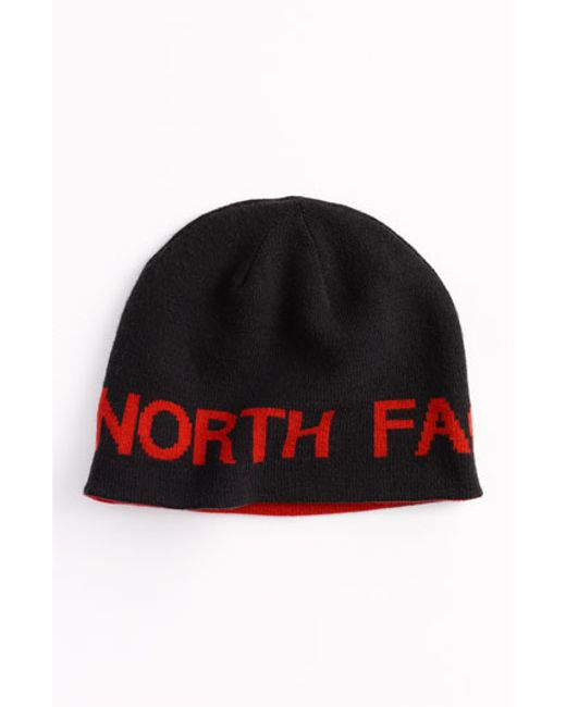The North Face | Black Reversible Beanie for Men | Lyst
