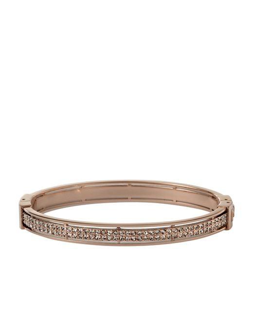 Fossil   Pink Jf00104791 Ladies Rose Iconic Glitz Bracelet   Lyst
