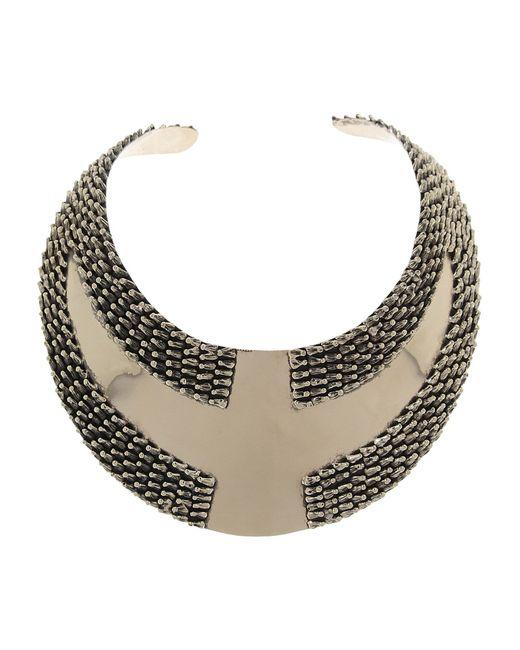 Anndra Neen | Metallic Necklace | Lyst