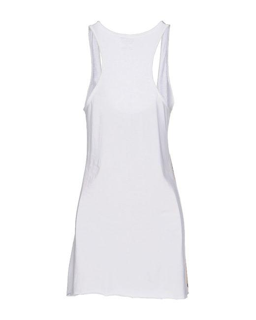 Athletic Vintage   White Vest   Lyst