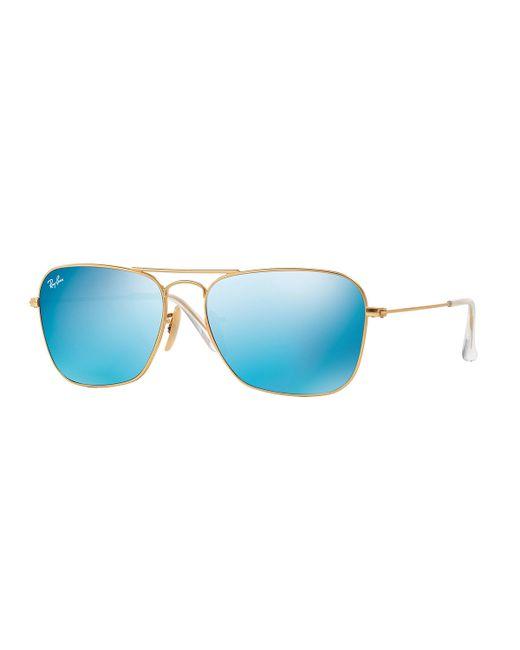 06a5c31f20 Ray Ban Square Frame Aviator Sunglasses « Heritage Malta