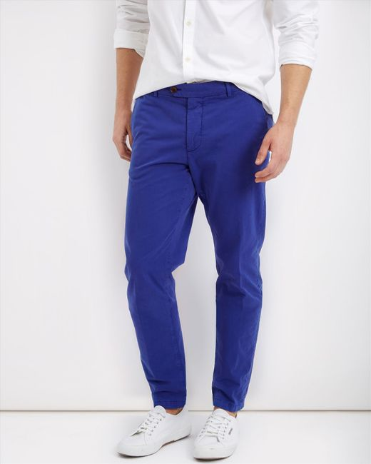 Jaeger | Blue Casual Chinos for Men | Lyst