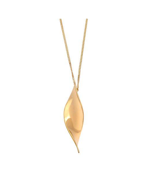 Chloé | Metallic Erikapendant Necklace | Lyst