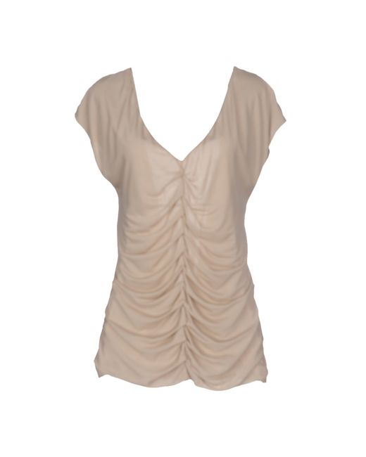 Pinko | Natural Top | Lyst