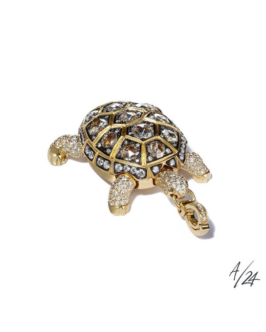 Annoushka | Metallic Mythology Turtle Locket | Lyst