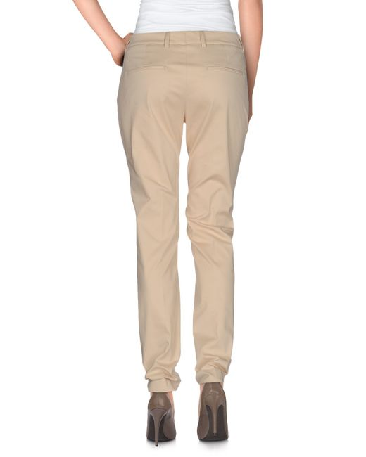 Incotex | Natural Casual Trouser | Lyst