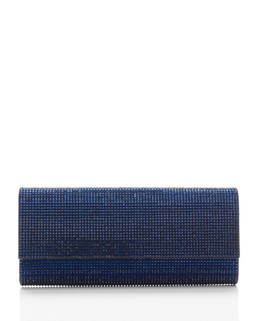 Judith Leiber Couture | Multicolor New Long Kiss Crystal Clutch Bag | Lyst