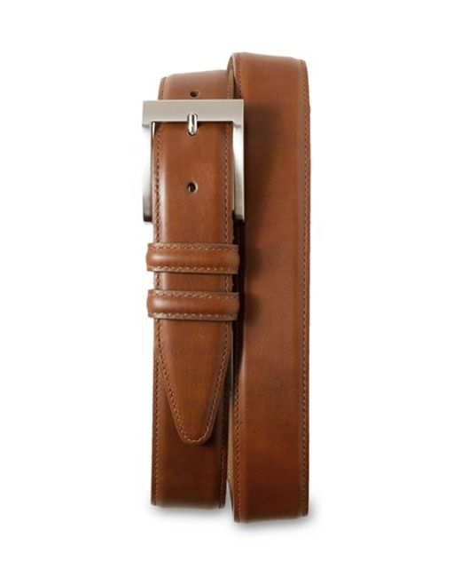 Allen Edmonds | Brown Classic Wide Belt for Men | Lyst