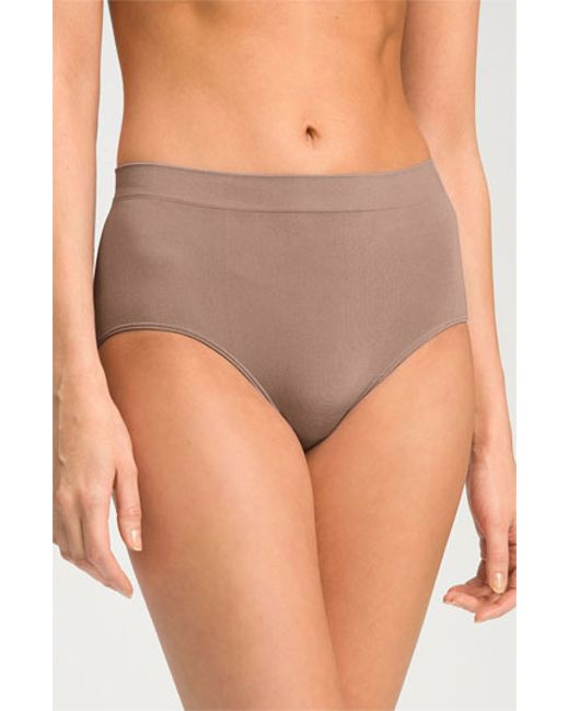 Wacoal | Brown B Smooth Panty | Lyst