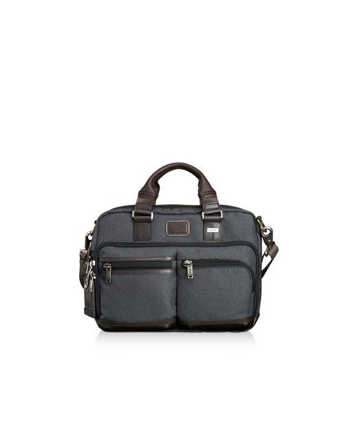 Tumi   Gray Andersen Slim Commuter Briefcase for Men   Lyst
