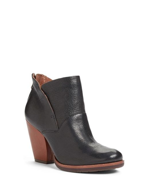 Kork-Ease | Black Kork-ease(tm) 'castaneda' Boot | Lyst