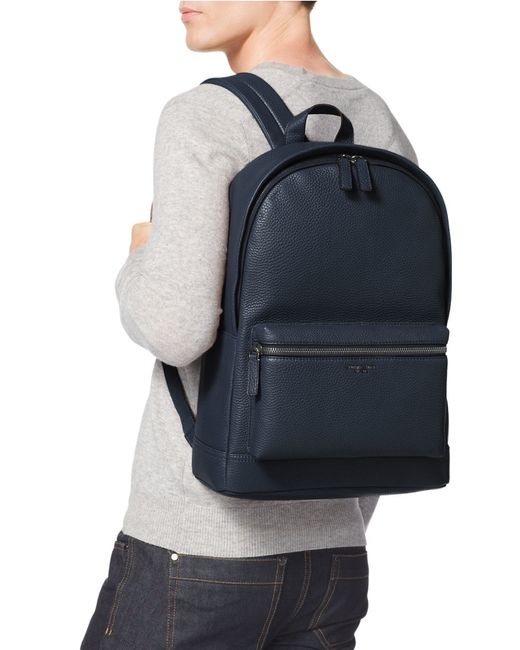 Michael Kors | Blue Bryant Backpack for Men | Lyst