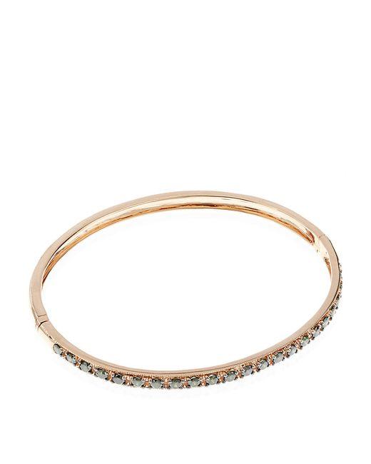 Annoushka   Metallic Rose Gold Dusty Diamonds Bangle   Lyst