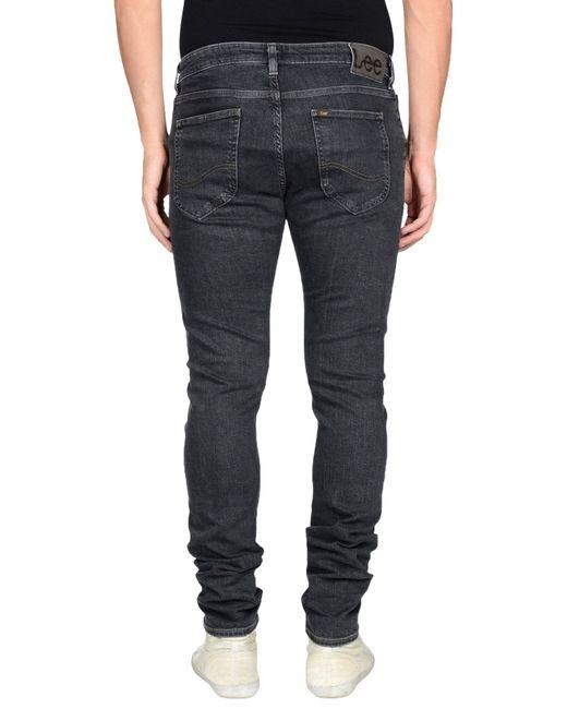 lee black jeans for men - photo #10