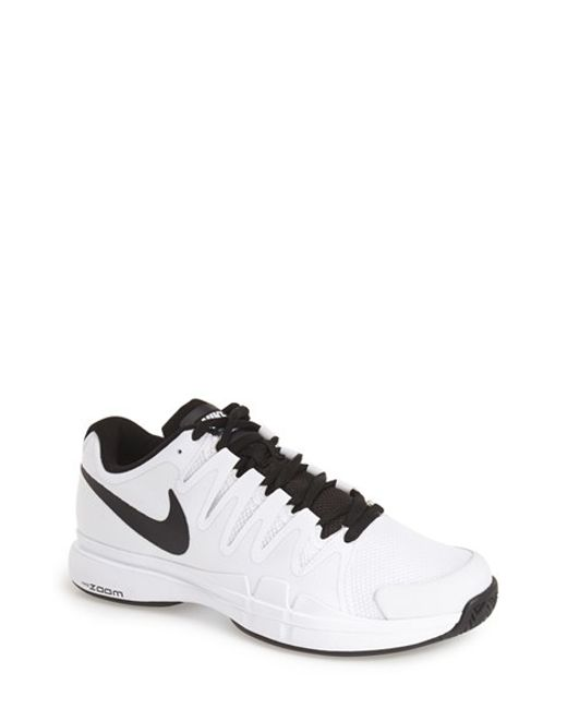 Nike | White 'Zoom Vapor 9.5 Tour' Tennis Shoe for Men | Lyst