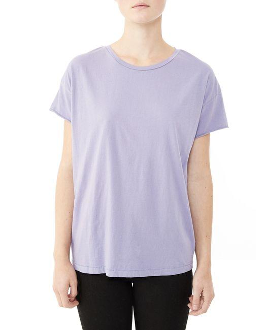 Alternative Apparel | Purple Rocker Garment Dyed T-shirt | Lyst