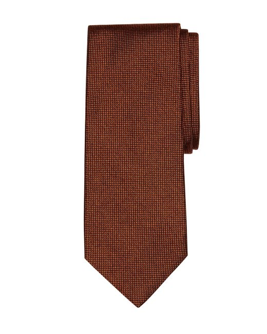 Brooks Brothers | Orange Melange Tie for Men | Lyst