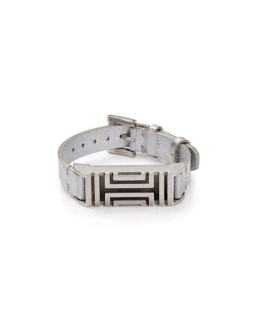 Tory Burch | Metallic For Fitbit Wrap Bracelet | Lyst