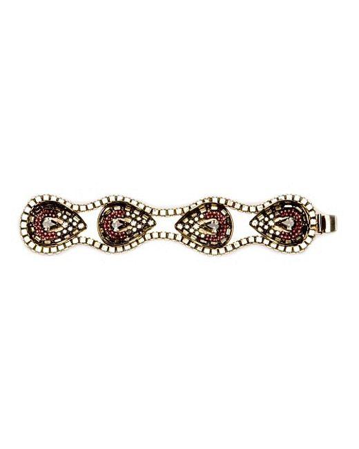 Nicole Romano   Metallic Borgia Bracelet   Lyst