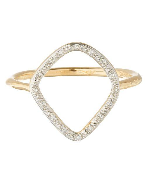 Riva Diamond Hoop Ring