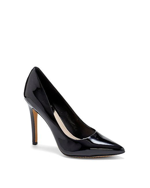 Vince Camuto | Black Kain Patent Leather Pumps | Lyst