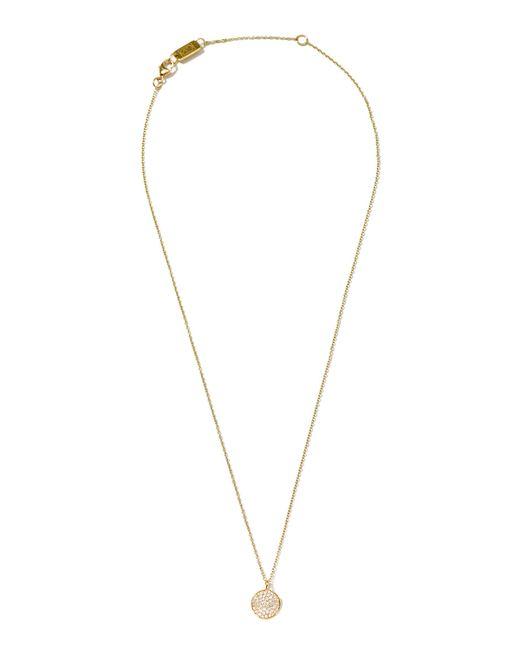 Ippolita   Metallic Stardust Diamond Pendant Necklace   Lyst