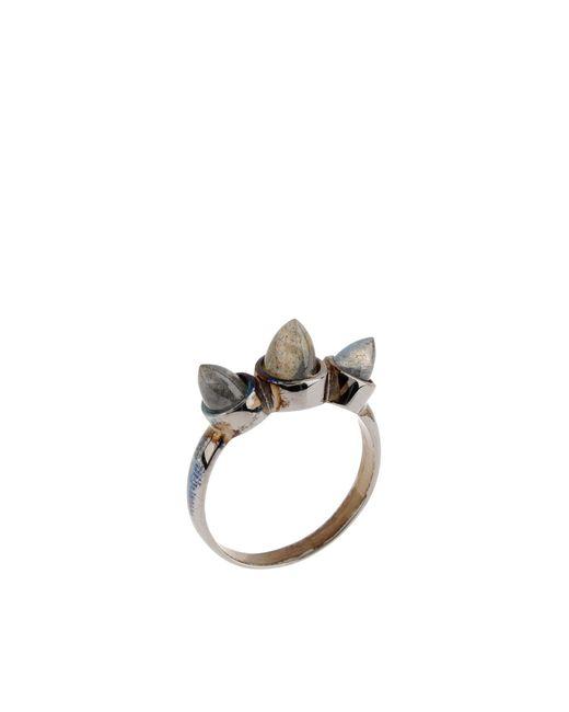 Dominic Jones | Metallic Ring | Lyst