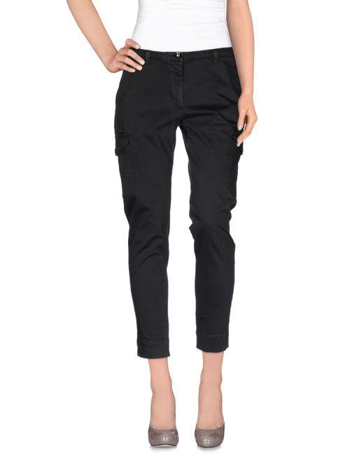 GAUDI | Gray Casual Pants | Lyst