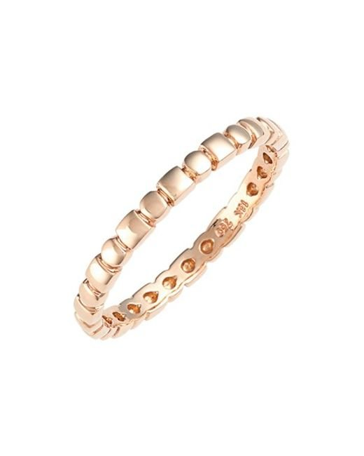 Bony Levy | Pink Beaded Ring (nordstrom Exclusive) | Lyst