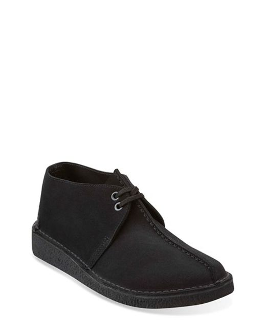 Clarks Shoes Men Travel Trek Brown