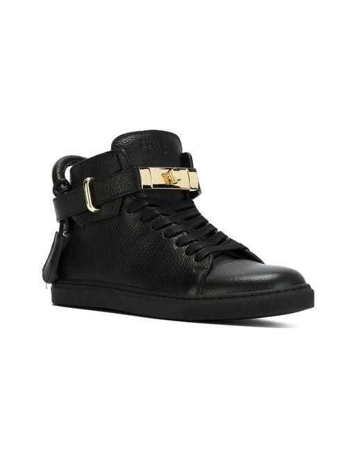 Buscemi   Black 100mm Sneakers   Lyst