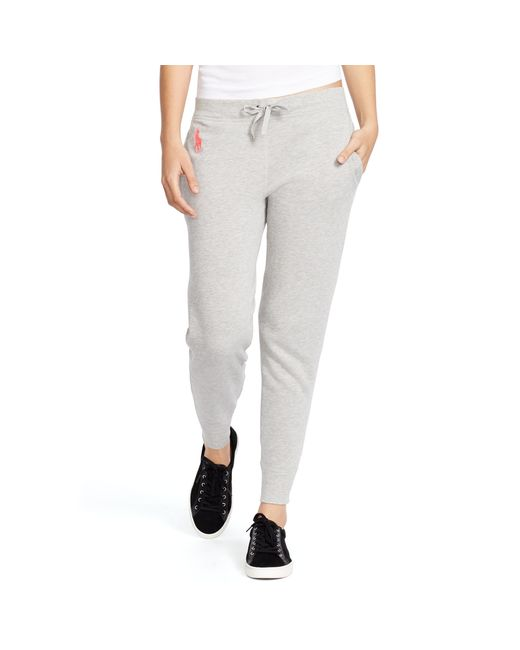 Pink Pony | Gray Pink Pony French Terry Jogger | Lyst