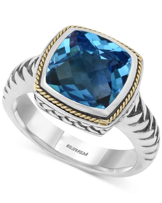 Effy Collection Balissima By Effy Blue Topaz 4 2 3 Ct T