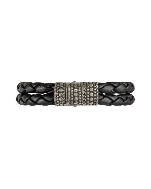 John Hardy | Metallic Double Row Dot Nuansa Bracelet for Men | Lyst
