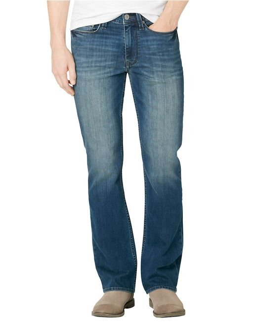 Calvin Klein Jeans Modern Bootcut Jeans In Blue For Men Lyst