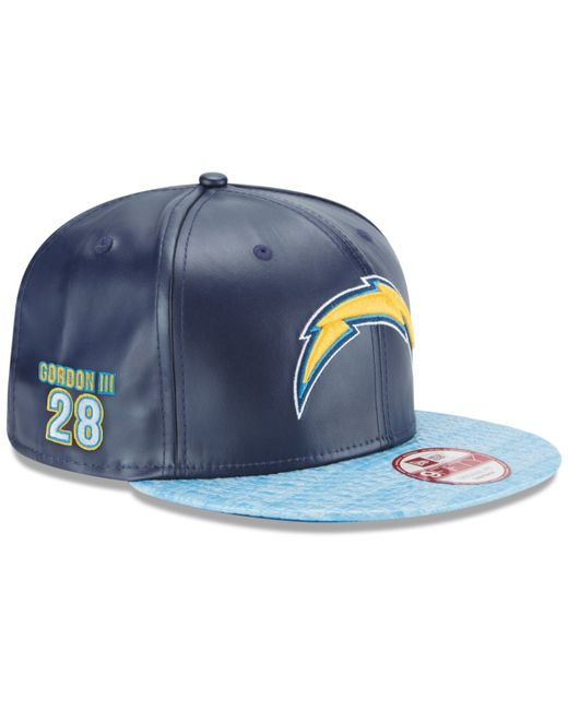 New Era Melvin Gordon San Diego Chargers Rookie Exclusive